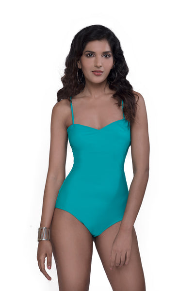 Entwined Dream Mint Swimsuit