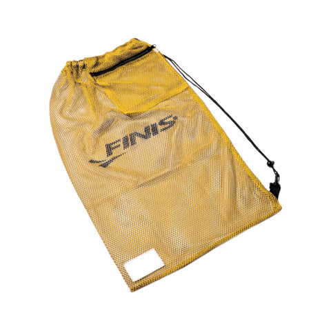 FINIS Mesh Gear Bag- Yellow