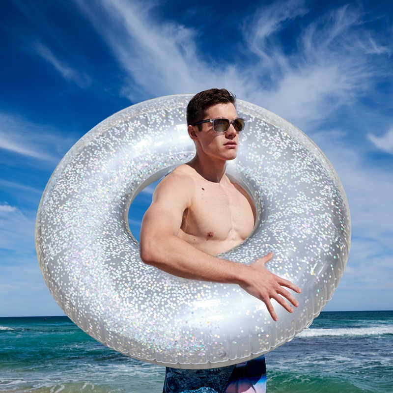 Shop Swim Rings Online with Glitter - The Beach COmpany India
