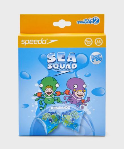Speedo Sea Squad Junior Armbands