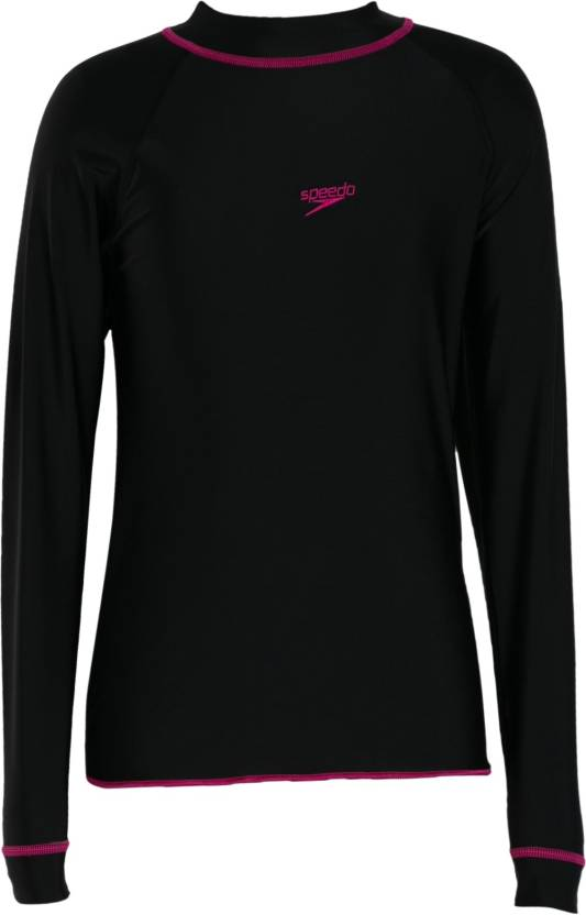 Speedo Long Sleeves Rashguard Top - Jr