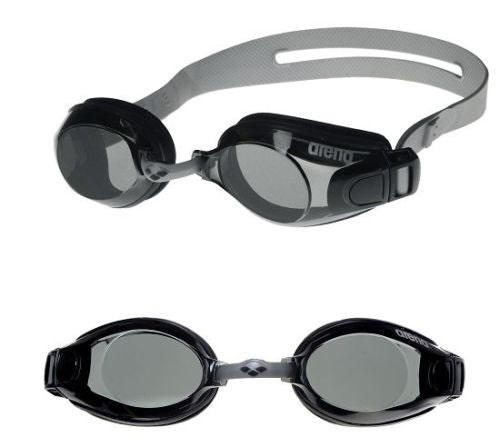 Arena Zoom X-Fit Goggles-Black