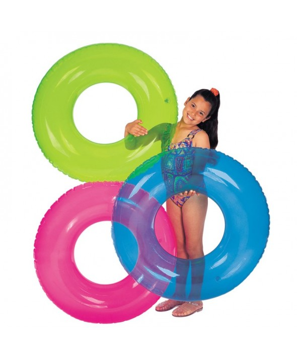 "30"" Transparent Pool Tube"