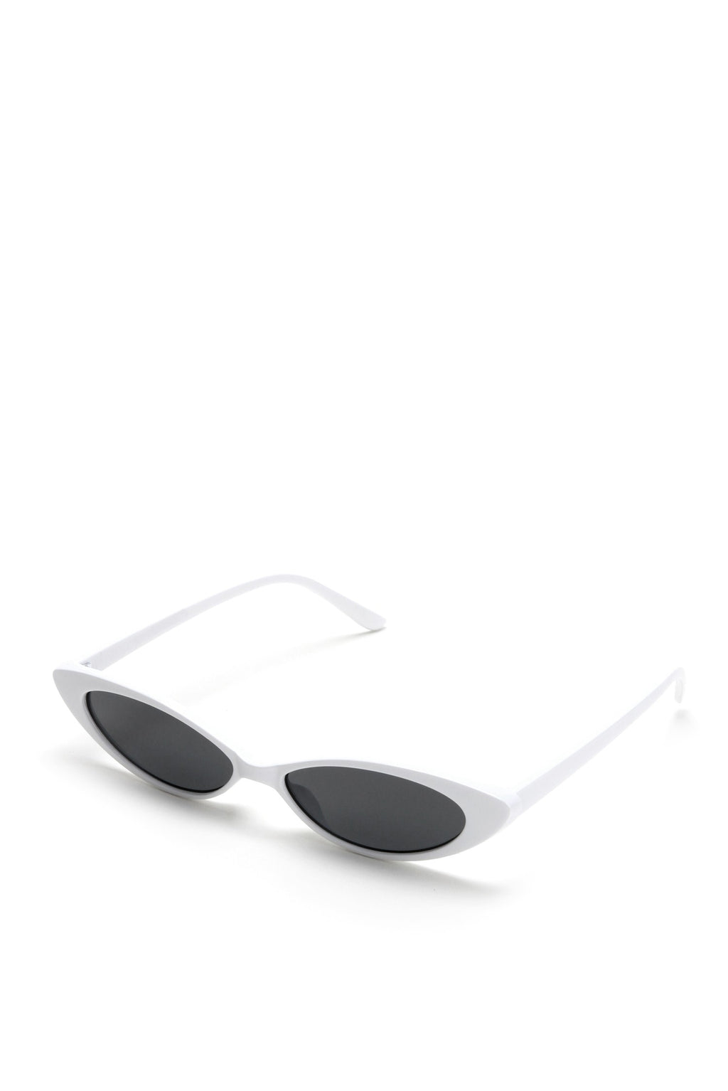Slim Eye Retro Sunglasses