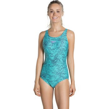 Speedo Boom Allover Racerback