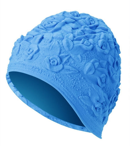Sporti Ornament Swim Cap