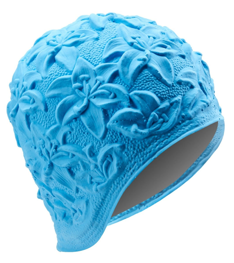 Sporti Latex Ornament Swim Cap