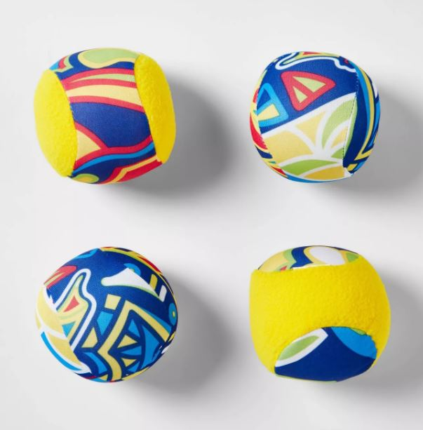 Splash Bombs Water Toy 4pk - Sun Squad™