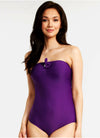 Panache One Shoulder - One Piece Swimsuits for Women