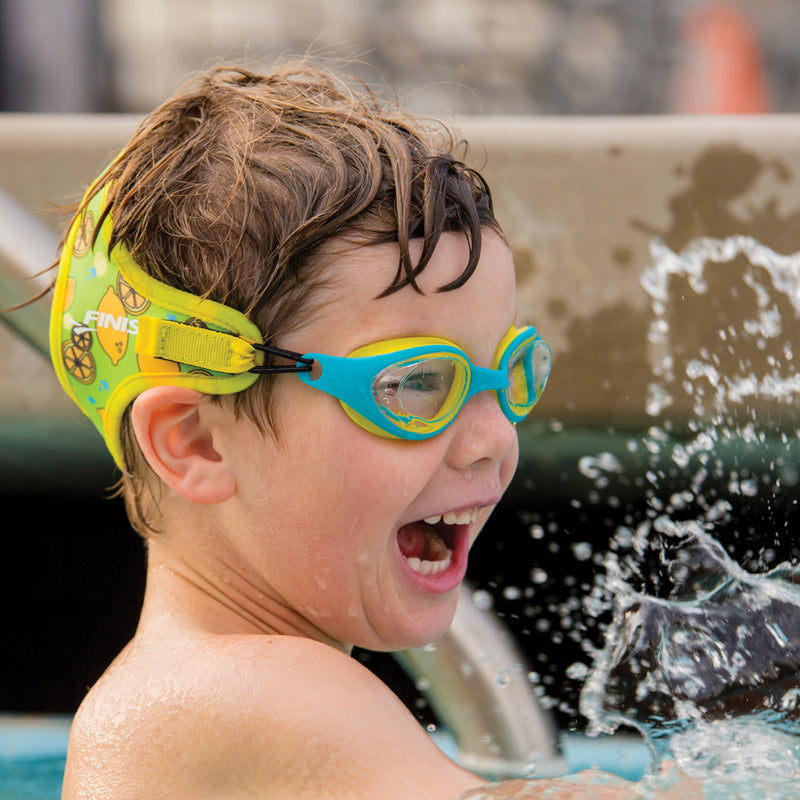 Frogglez® Lemon Clear Kids Goggles
