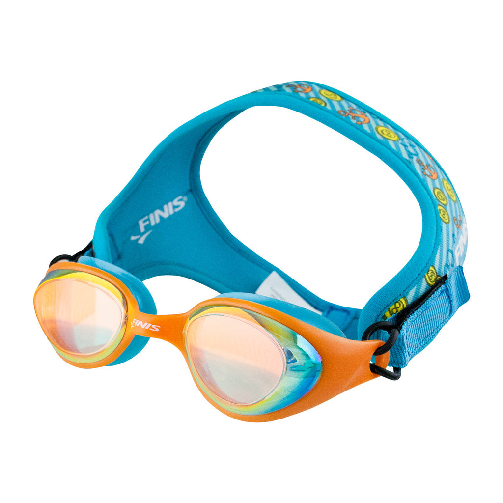 Frogglez® Treasure Mirrored Kids Goggles
