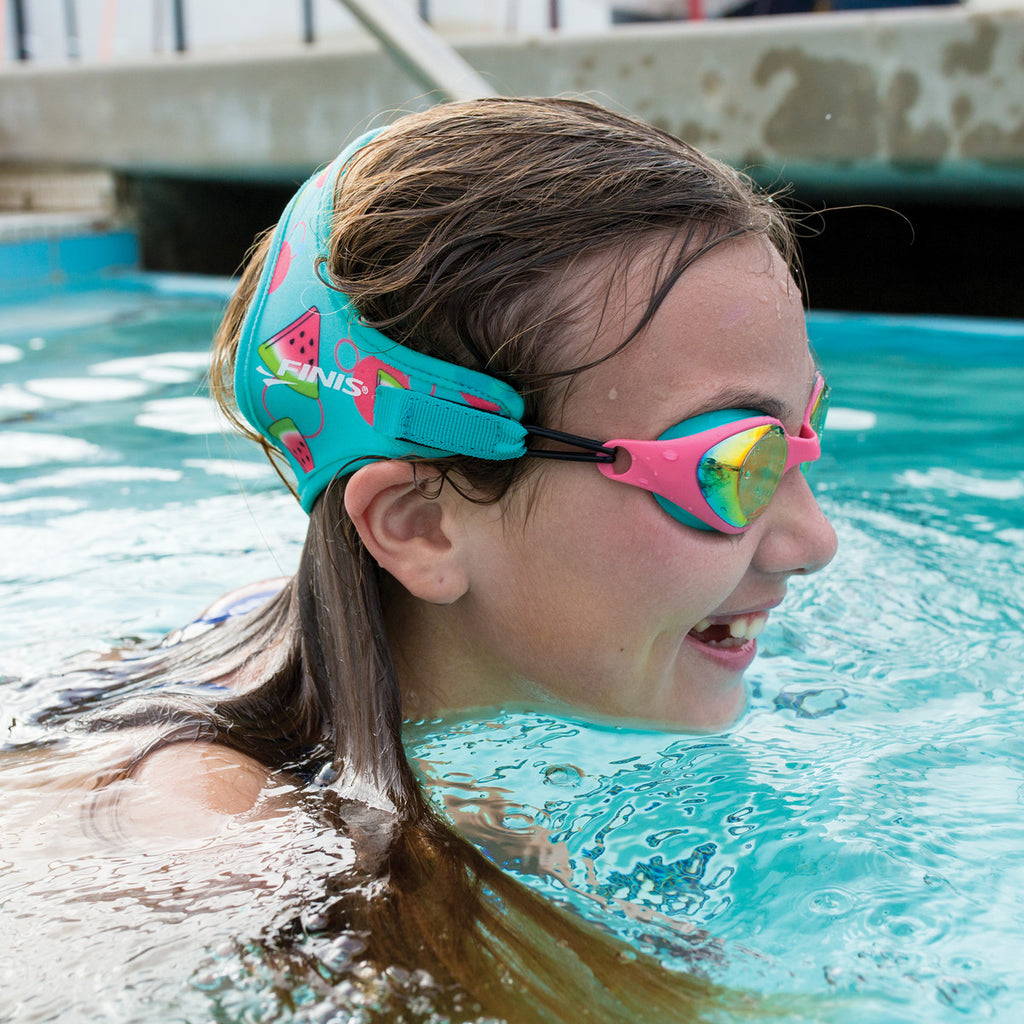 Frogglez® Watermelon Mirrored Kids Goggles