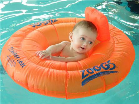 Zoggs Trainer Seat (3-12 months)
