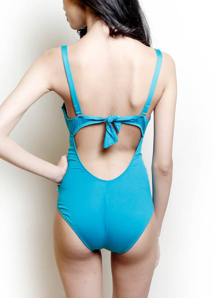 Colori Di One Piece Swimsuit