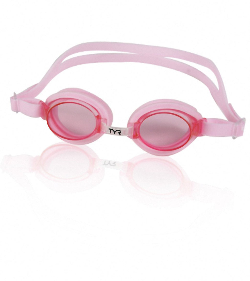 TYR Qualifier Youth Swim Goggles