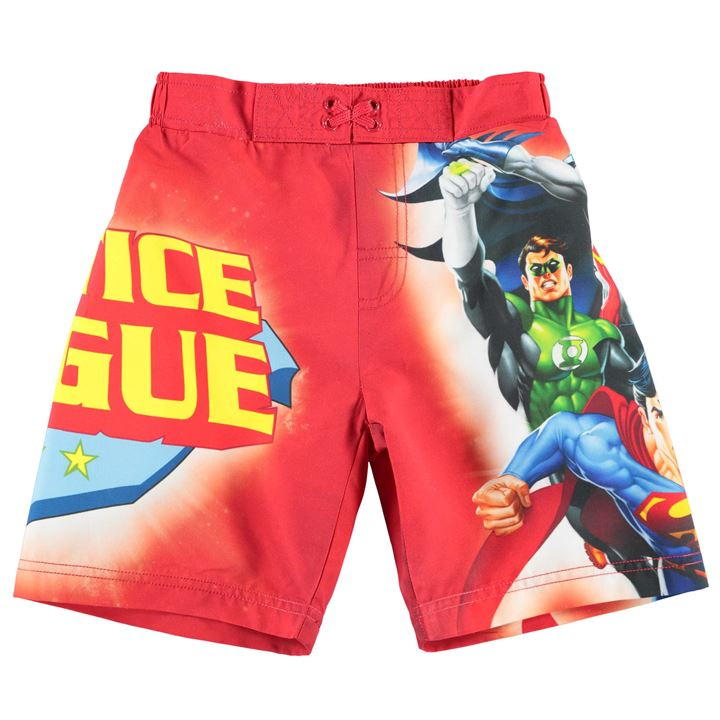 DC Comic Board Shorts (3-6 years)