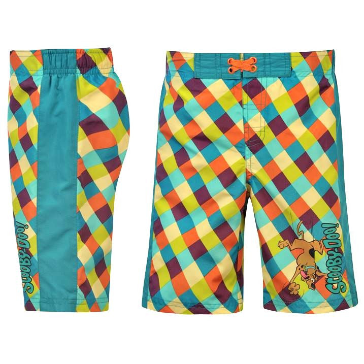 Scooby Doo Board Shorts