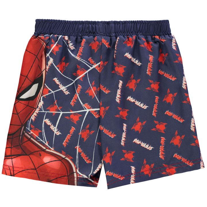 Spiderman Board Shorts