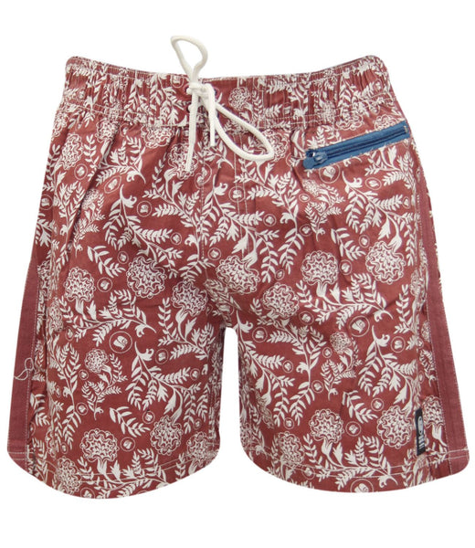 Print Men's Shorts (Size M Only)