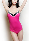 Opticale One Piece Swimsuit