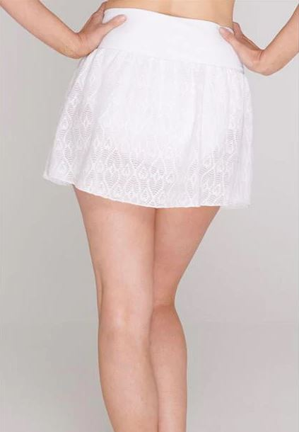 SoulCal Lace Swim Skirt