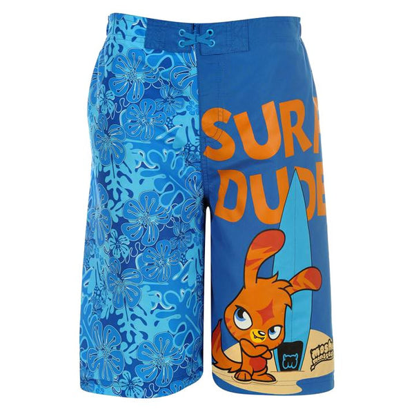 Moshi Monster Swim Shorts (Size 13yrs Only)