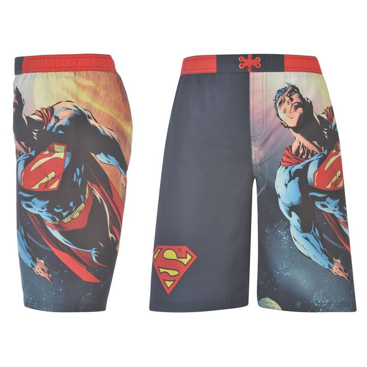 SuperMan Short Junior Boys (Size 11-13yrs)