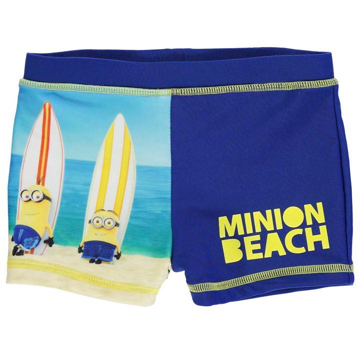 Minions Swim Pants - Blue