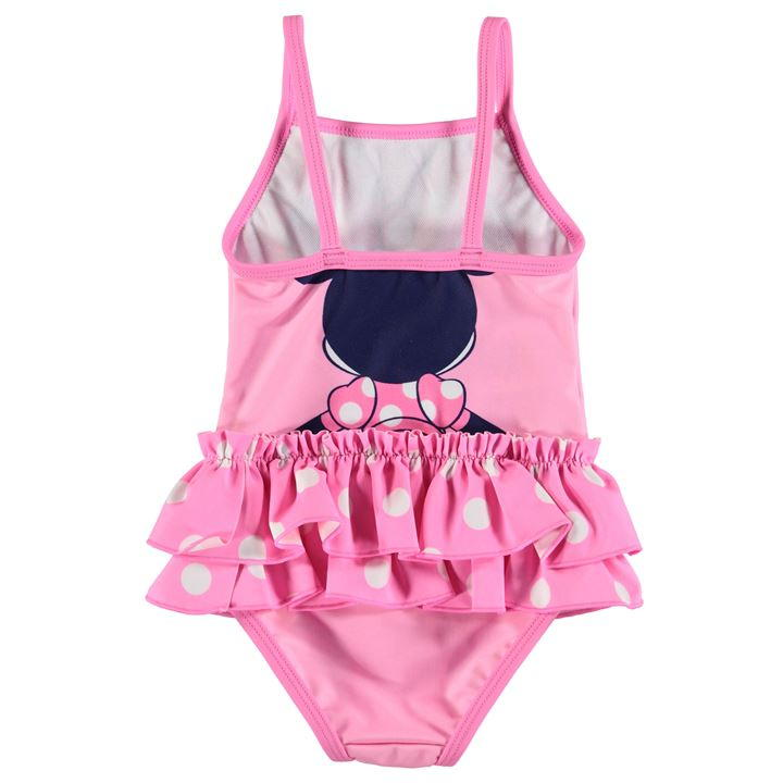 Minnie Mouse Infant Swimsuit (12-18 Mths Only)