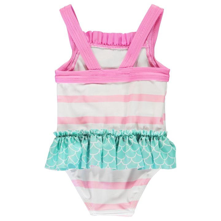 Ariel Pink Infant Swimsuit