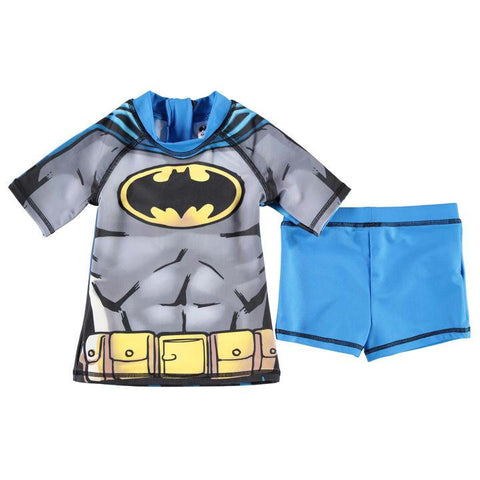 Batman Swim 2pc Set (New) (Size 7-8 yrs Only)