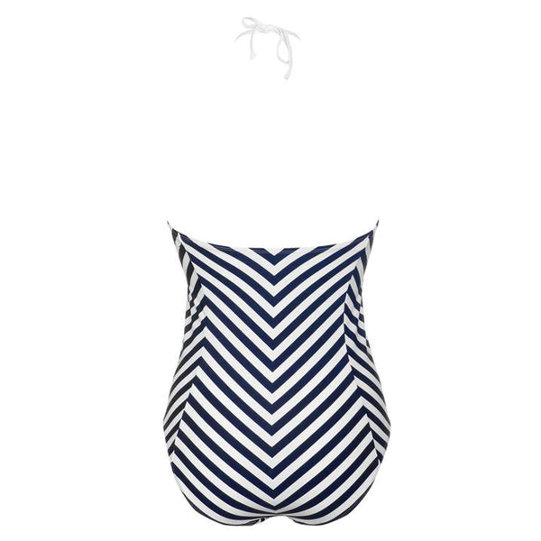 Chevron Swimsuit (Non Padded)