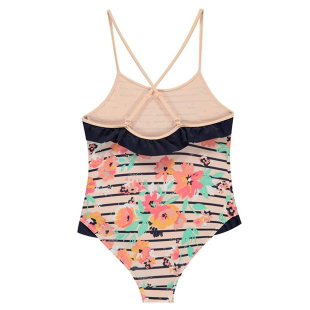 Summer Floral Swimsuit