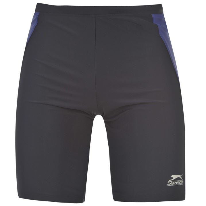 Slazenger Swimming Jammers - Navy/Purple  (S & XXL Only)