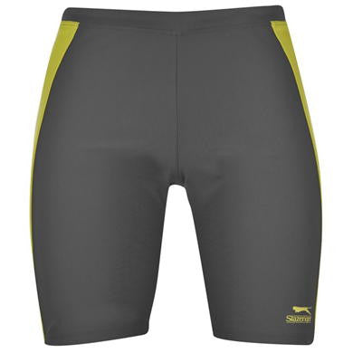 Slazenger Swimming Jammers - Charcoal Bright (M Only)