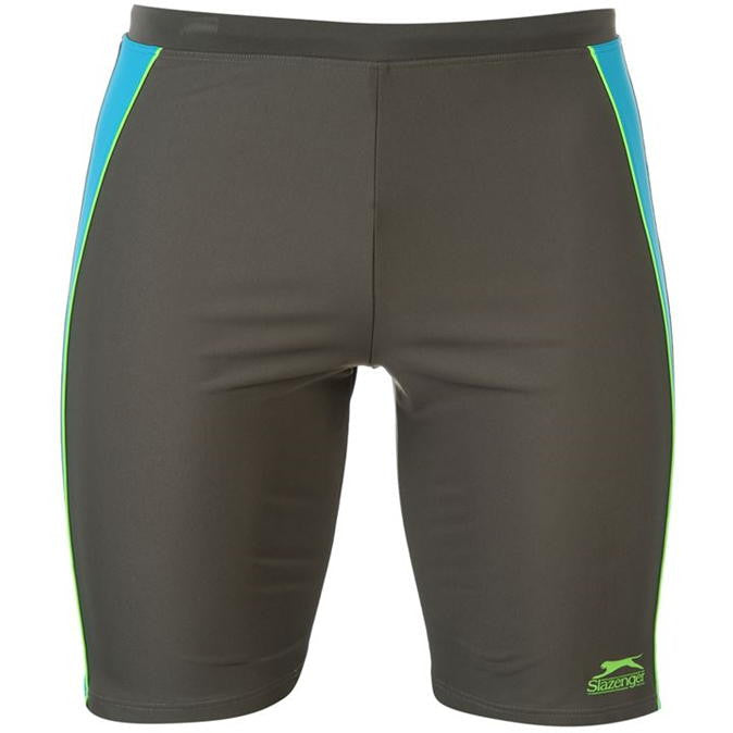 Slazenger Swimming Jammers  - Dark Grey