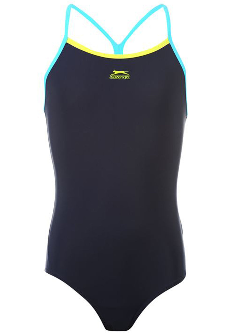 Slazenger Thinstrap Swimsuit (7-8yrs Only)