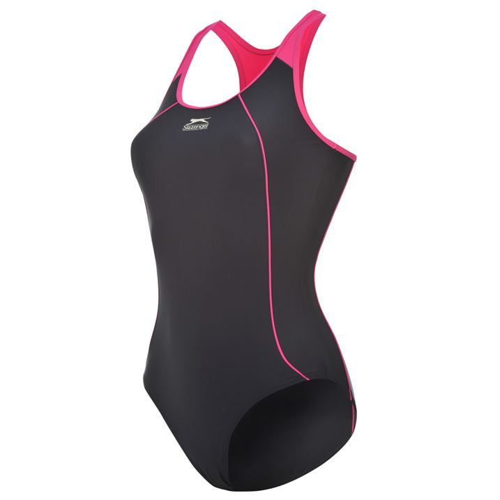 Slazenger Racer Back Swimsuit