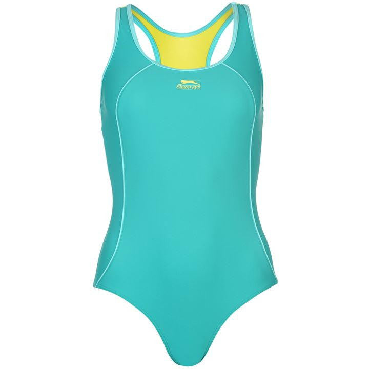 Slazenger Racer Back Swimsuit (Non-Padded)