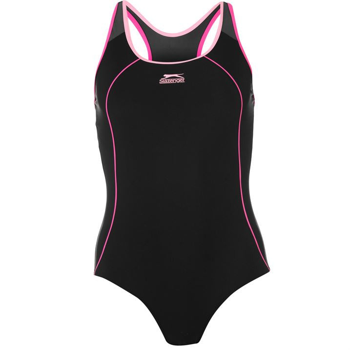 Slazenger Racer Back Swimsuit (Non Padded)