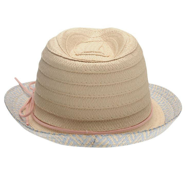 Crafted Easter Trilby Hat for Girls