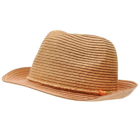 Crafted Trim Trilby Hat for Boys