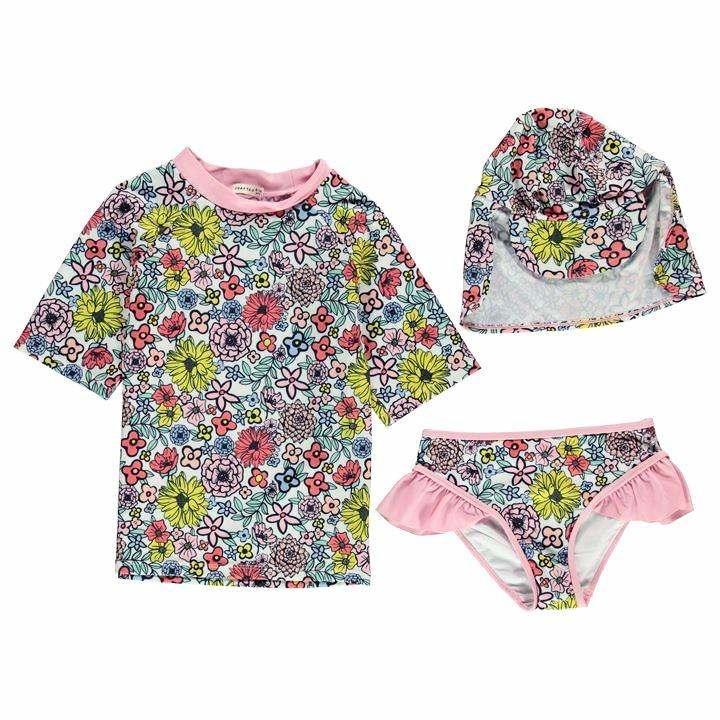 3-Piece Swim Set Girls