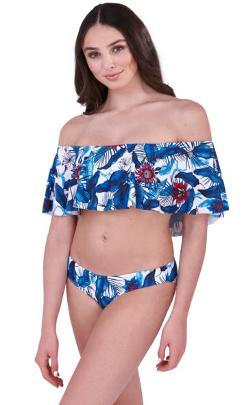Shop Bikini Set online - Shop women's swimwear - two piece sets online - The Beach Company Online India - Shop Women's swimsuits online - Fashion Swimwear - Off the shoulder bikini sets online