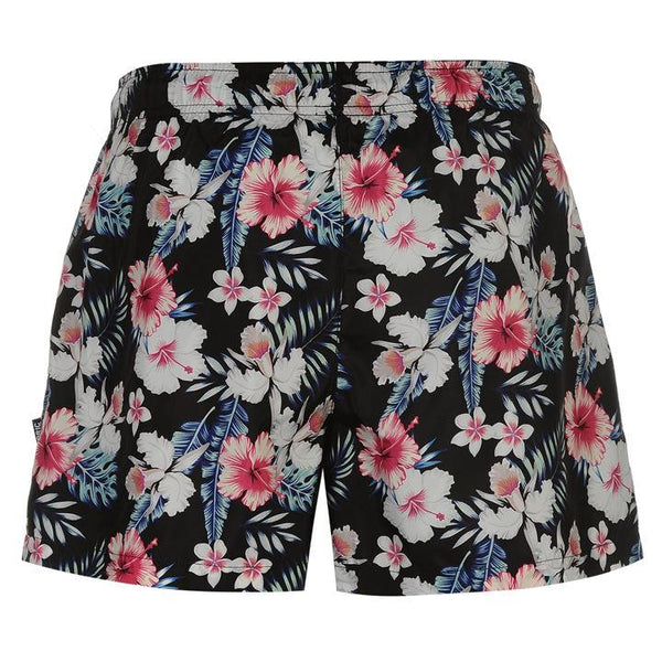 Floral Swim Shorts Mens (Only S)