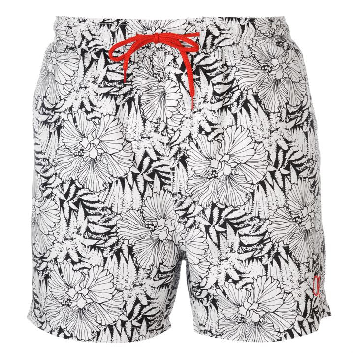 Ocean Pacific Floral Swim Shorts (S Only)