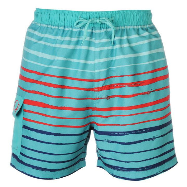 Ocean Pacific Stripe Board Short (Size S & M Only)