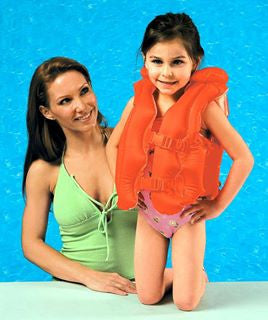 Learn To Swim-Swim Vest