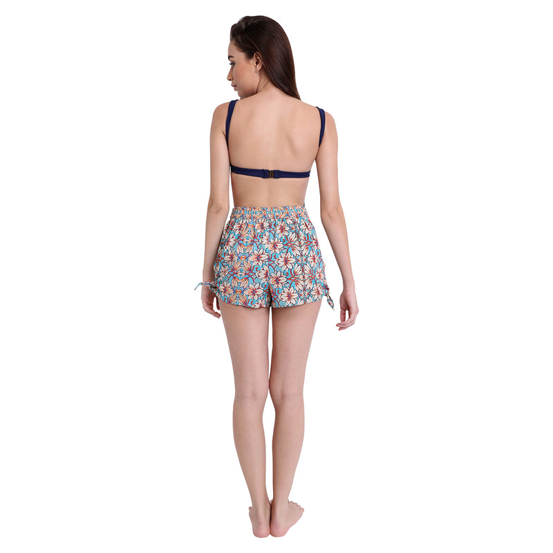 Lotus Bloom Shorts