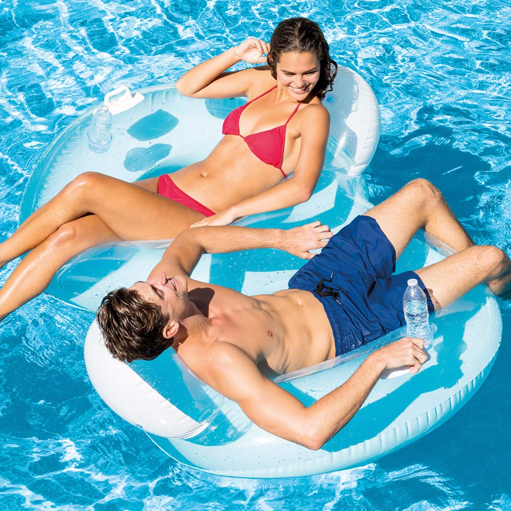 Double Chair Inflatable Pool Float - The Beach Company - Shop Floats Online